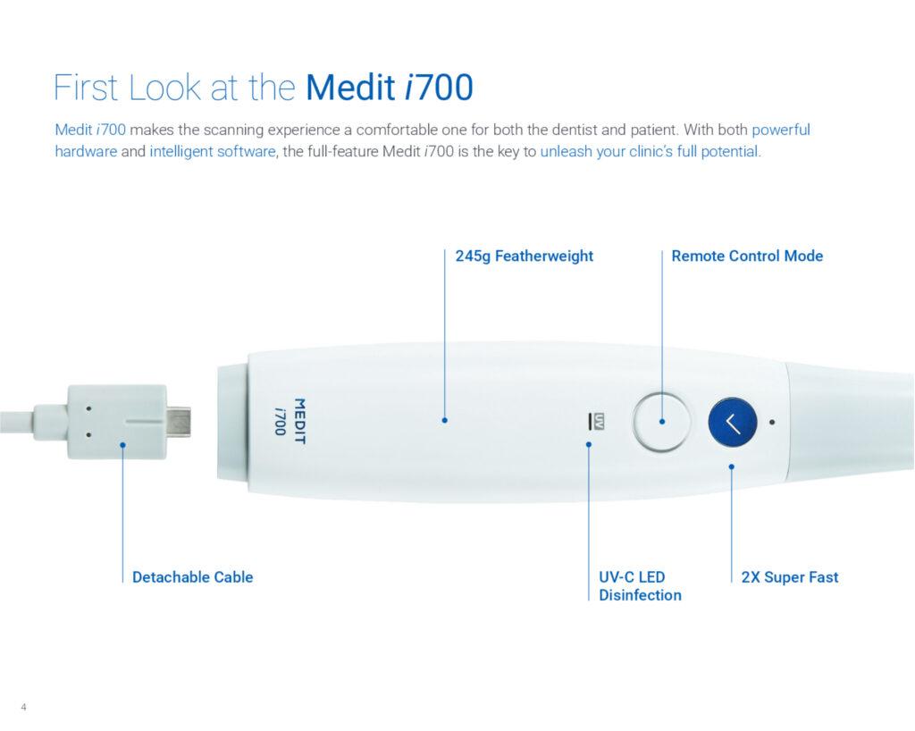 Dentium Medit i700 első pilantásra