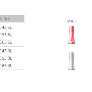 Kiégethető cilinder duál felépítményhez / Burn-out Cylinder